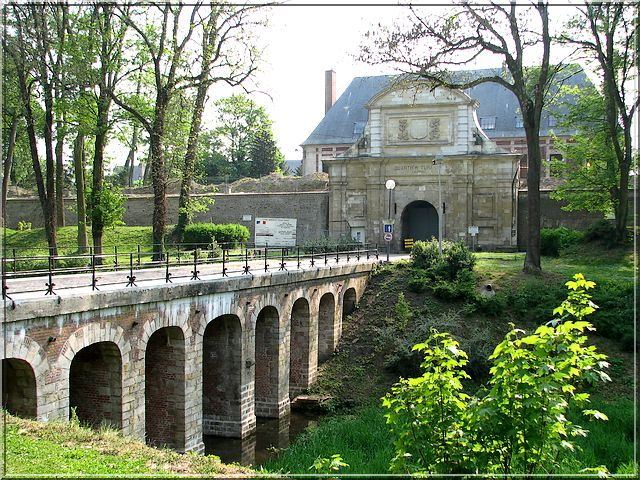 Citadelle de Lille, Nord-Pas de Calais, France