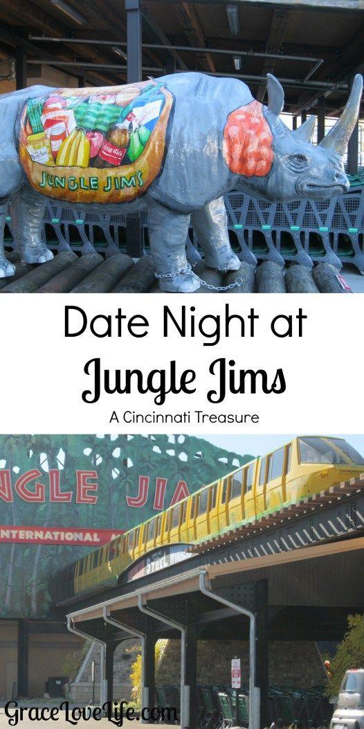 Date Night at Jungle Jims-A Cincinnati Treasure
