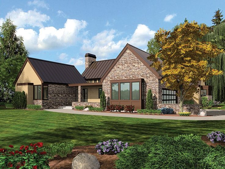 23 best house plans images on pinterest | house floor plans, ranch