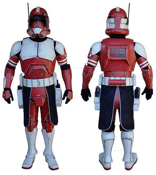 Costuming:CC - Commander Fox Phase 2 - Databank