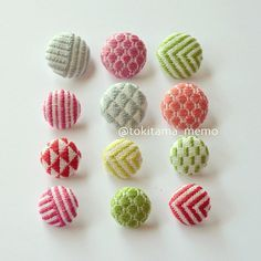 These designs are beautiful, I would love to try them as polymer clay canes, then make them as buttons.