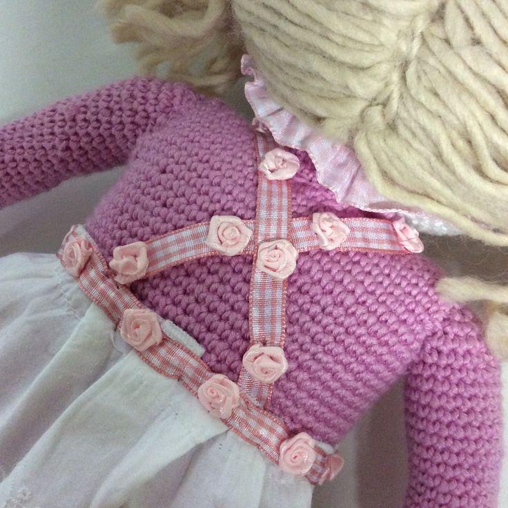 Crochet doll/ESdesign