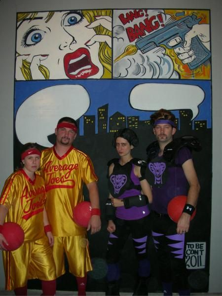 Dodgeball Movie Costumes 17 Best images ...