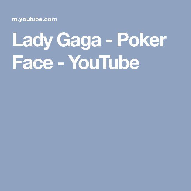 Lady Gaga - Poker Face - YouTube