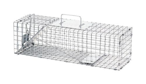 Vintage Traps 71143: Havahart Live Animal Trap 24 In. X 7 In. X 7 In. Medium Animals BUY IT NOW ONLY: $42.22