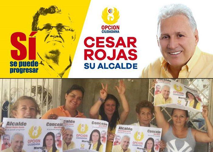 En medio de la peor crisis, la principal ciudad de la frontera puede terminar en manos de César Rojas, el candidato del exalcalde condenado por homicidio