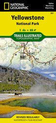 • Waterproof • Tear-Resistant • Topographic Map National Geographic's Trails…