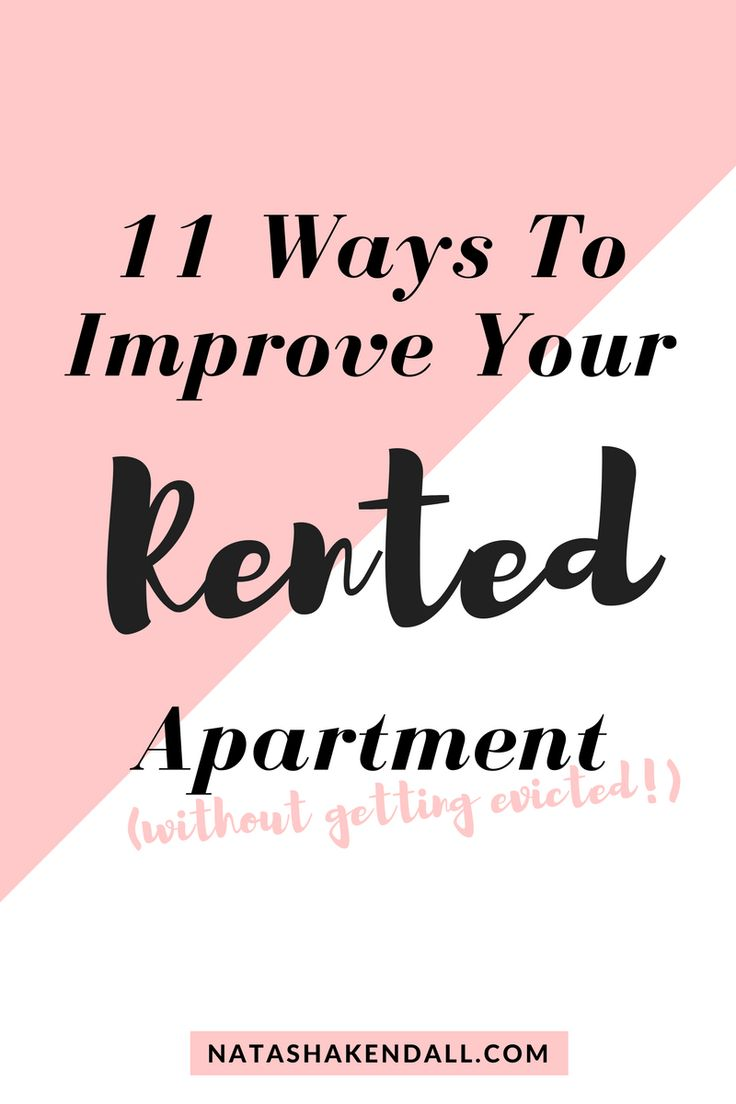 Strict landlord? Don't want a hefty bill when you finally move out of your rented space? Here are 11 Ways To Improve Your Rented Apartment WITHOUT…