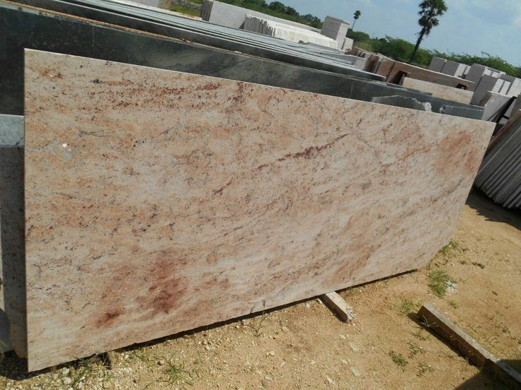 Shiva Gold Granite - The Polished Slabs of Shiva Gold #Granite Are Our Regular Products in Different Shapes & Sizes on Competitive Rates. Contact Now  #ShivaGoldGranite