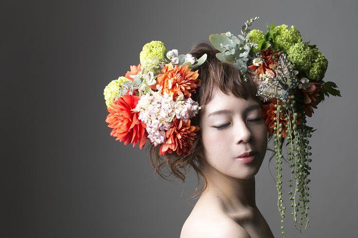 ART HANANINGEN/flower