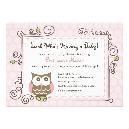 20 best invitaciones de baby shower images on pinterest invitacin el bho de la fiesta de bienvenida al beb invita girl showerbaby filmwisefo