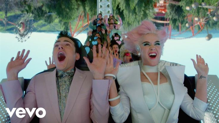 Katy Perry's 'Chained To The Rhythm' Video Has Major '1984' Vibes