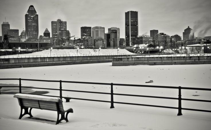 Tempête de neige hier dans l'est du Canada - PVTistes.net