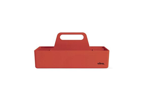 """""""Toolbox"""" designed by Arik Levy for Vitra available at dwr.com — I wish this were a little more narrow/deep. This I'd like on my kitchen counter in place of the pile which currently resides there."""