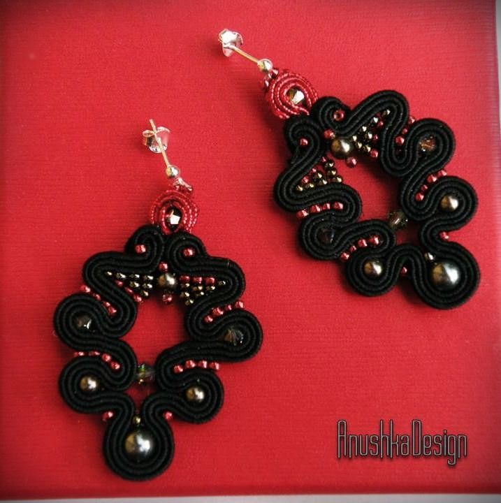 "Kolczyki, Earrings ""Alexandra"""