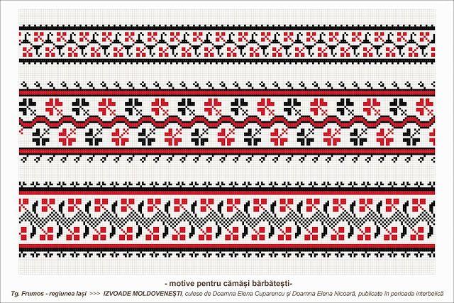 Semne Cusute: romanian traditional motifs - MOLDOVA - Iasi, Targ...