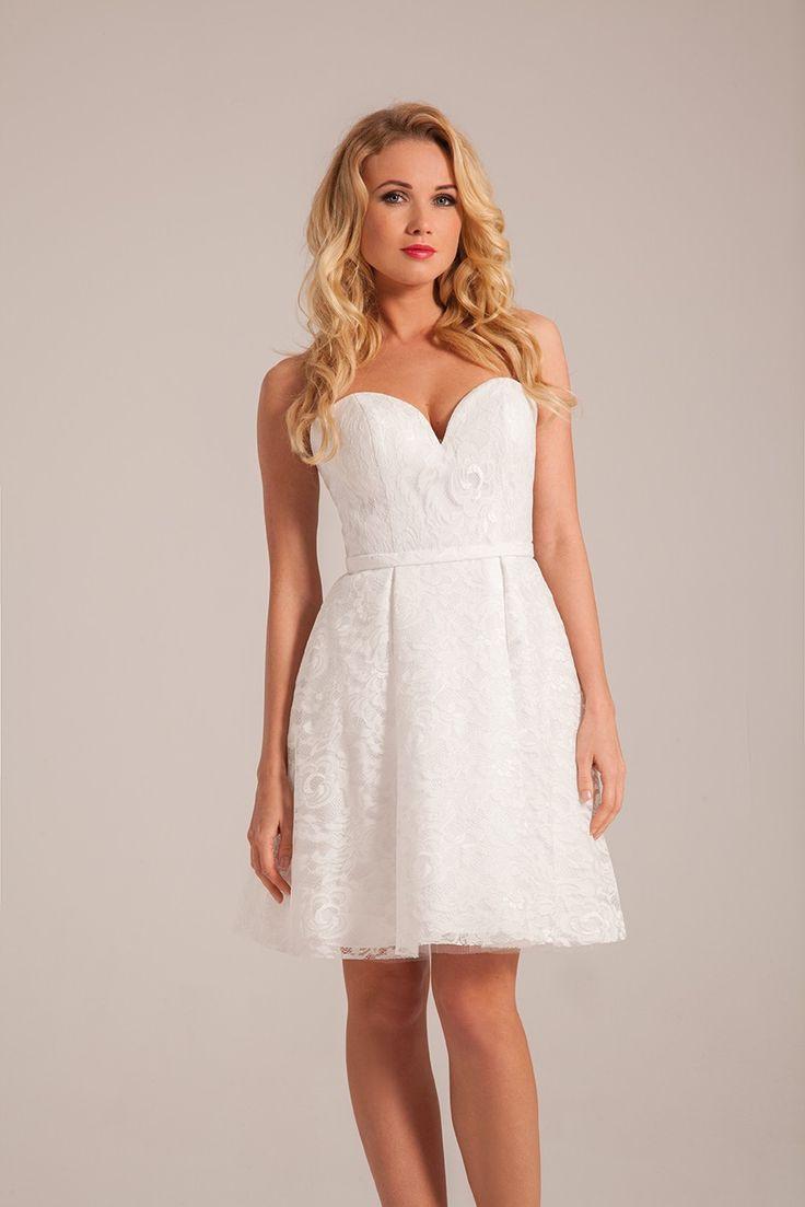 robe de mariée courte année 50  Collection 2017 de robes de ...