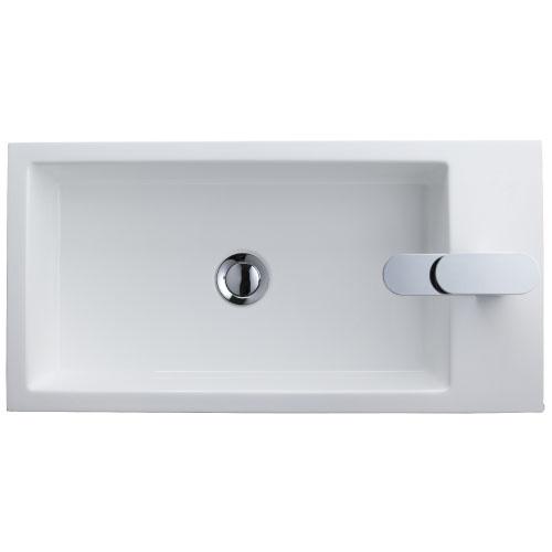 MyRoom slimline 600 basin £79.00