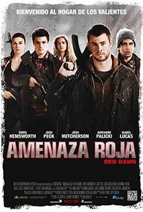 Un grupo de jóvenes defiende a su pueblo de la amenza extranjera. Amenaza Roja (2012). ¡Muy pronto!