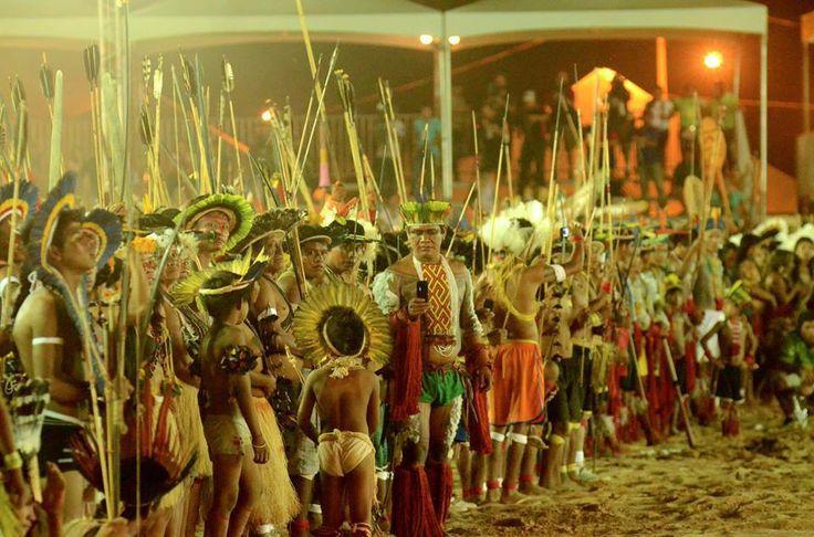 Servindi » Deportistas indígenas de trece países participan en XII Juegos de los Pueblos Indígenas de Brasil | Servicios en Comunicación Intercultural Servindi