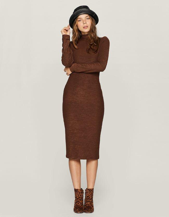 jurken voor de herfst