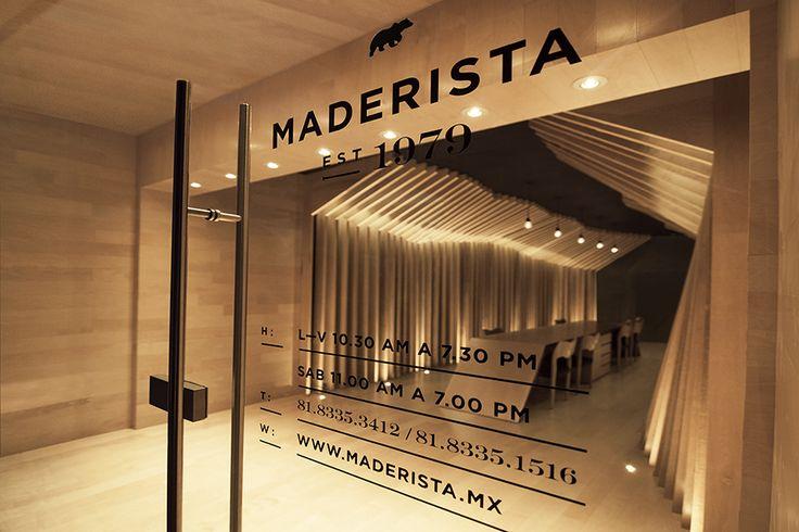Maderista. Design by www.anagrama.com