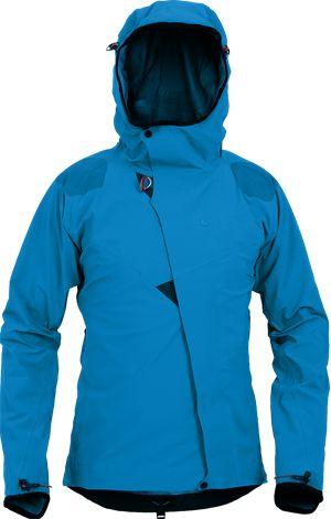 Klättermusen KLIPP! W's Skidbladner Jacket Blue Sapphire