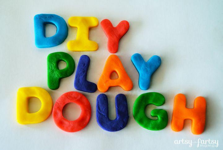 DIY Playdough