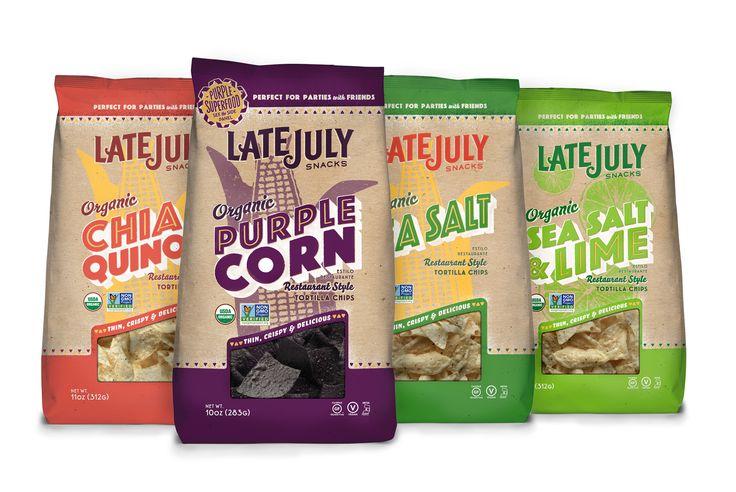 Late July — The Dieline - Branding & Packaging Design