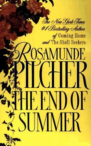 book cover of   The End of Summer