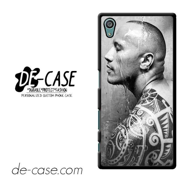 The Rock Tatoo DEAL-10983 Sony Phonecase Cover For Xperia Z5