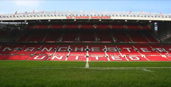 Entrar - El sitio web oficial del Manchester United