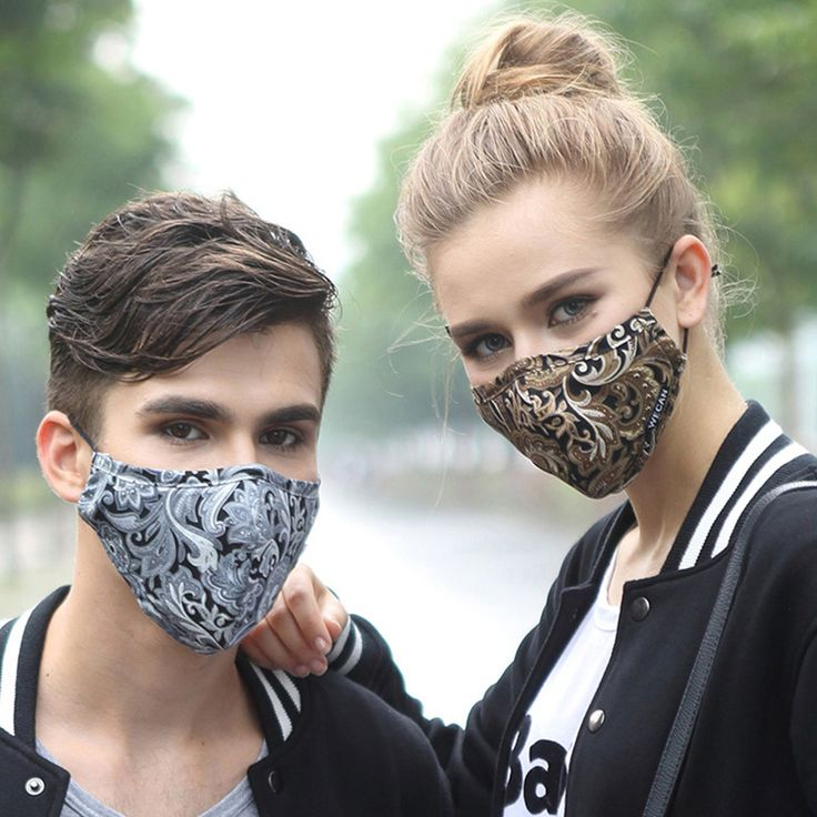 Cotton Adjustable Mouth Mask anti PM2 5 Haze dust mask Activated carbon filter Windproof Mouth muffle. Click visit to buy