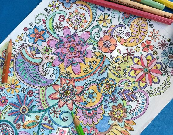 168 best images about ideas for clients on pinterest Hippie animals coloring book