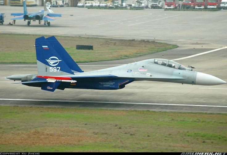 Sukhoi Su-30LL - Ground effects is fine but this is ridiculous!  #wow