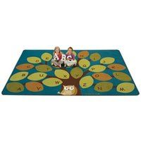 Discount Classroom Rugs - New Factory Seconds that Save Teachers Money