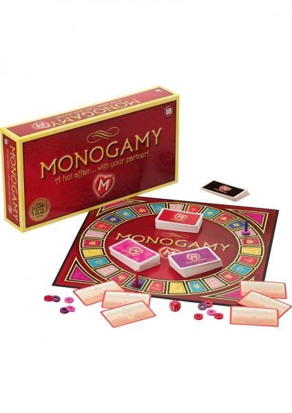 Monogamy Couples Board Game #sextoys #sextoysshop #Games #Novelties #extras #Couples #Pleasure #Party #Fun #playing #cards #Bongage #Body #Fetish #Sex #Toys ... For more information visit: www.sextoysshop.com