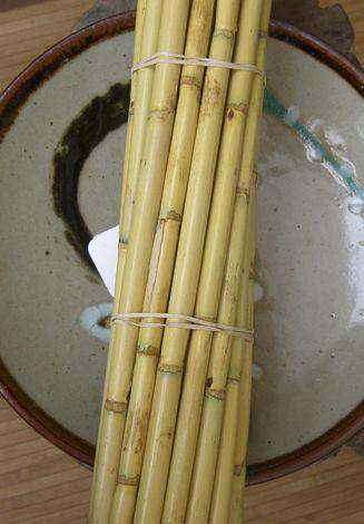 how to make a bamboo teepee