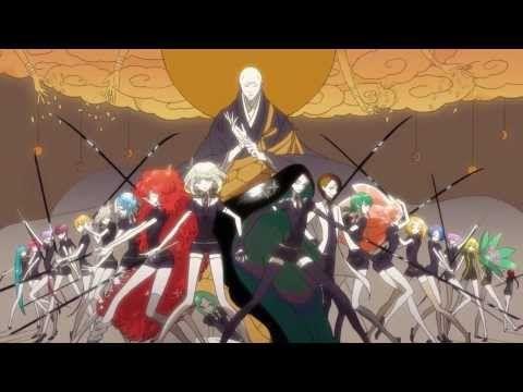 『宝石の国』2巻告知PV(30秒バージョン) - YouTube
