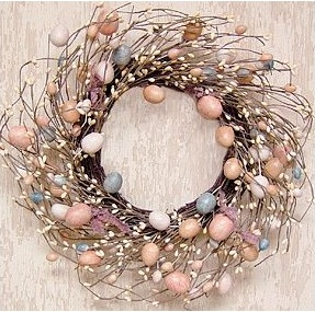 Wreath Eggs and Pips