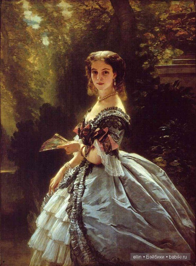 Княгиня Елизавета Трубецкая