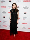 Keri Russell's All-Gucci Maternity Look Is a High-Fashion Dream