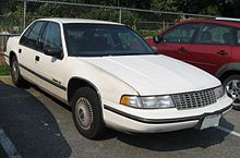 Chevrolet Lumina - Wikipedia