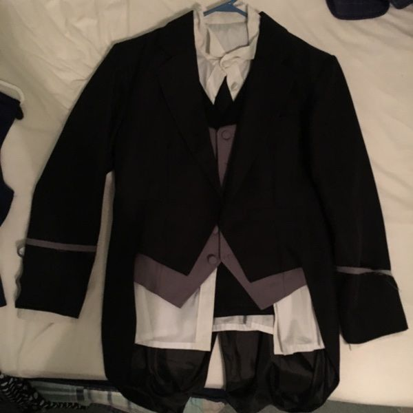 For Sale: Claude Faustus Cosplay for $50