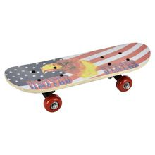 43cm children four wheel skateboard maple wood outdoor skate cartoon 1705 factory outlets //Price: $US $29.80 & FREE Shipping //     #tshirtdesign