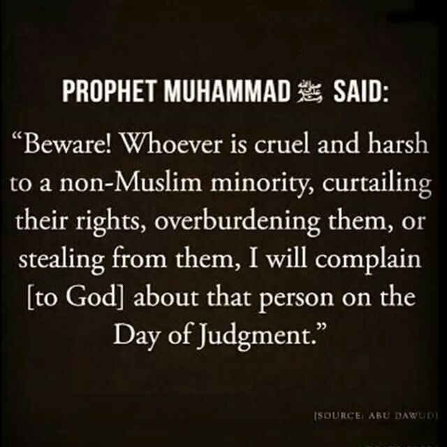 Prophet Muhammad, peace and blessings upon him, was the fairest person to walk this Earth. ✌  Learn #Islam from a #Muslim not the media!