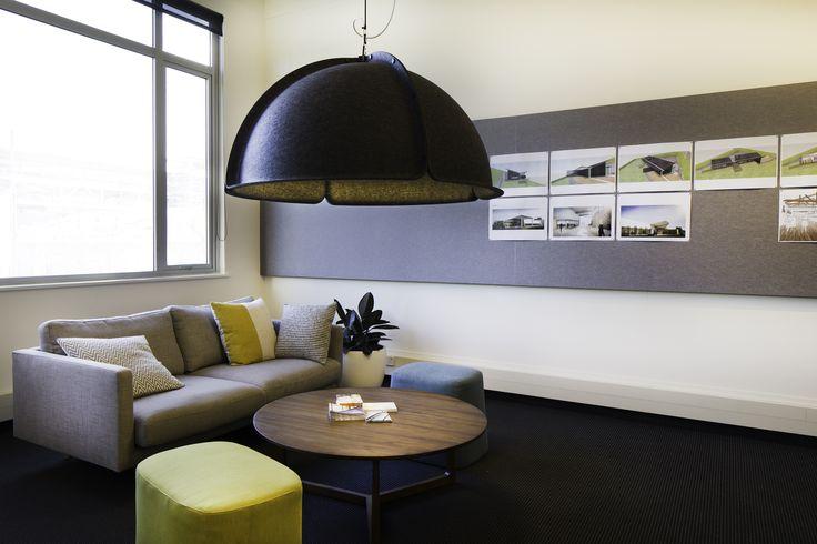 S&T Christchurch Studio #christchurch  #interior #fitout #stephensonturner
