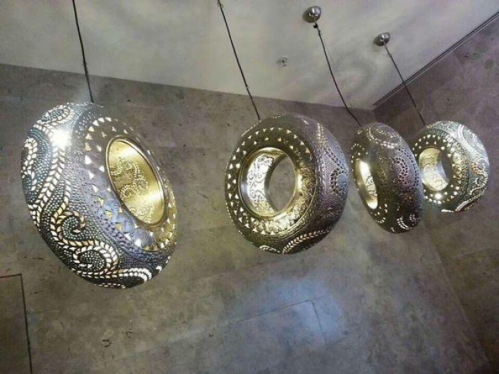 20 idées brillantes de recyclage de pneus - http://www.2tout2rien.fr/20-idees-reussies-de-recyclage-de-pneus/