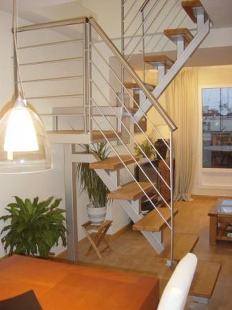 escalera interior escalera de caracol escalera escaleras de interior a medida escaleras hierro madera acero a