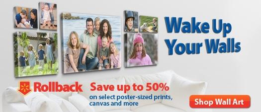 Saving 4 A Sunny Day: Walmart Photo Center Deals